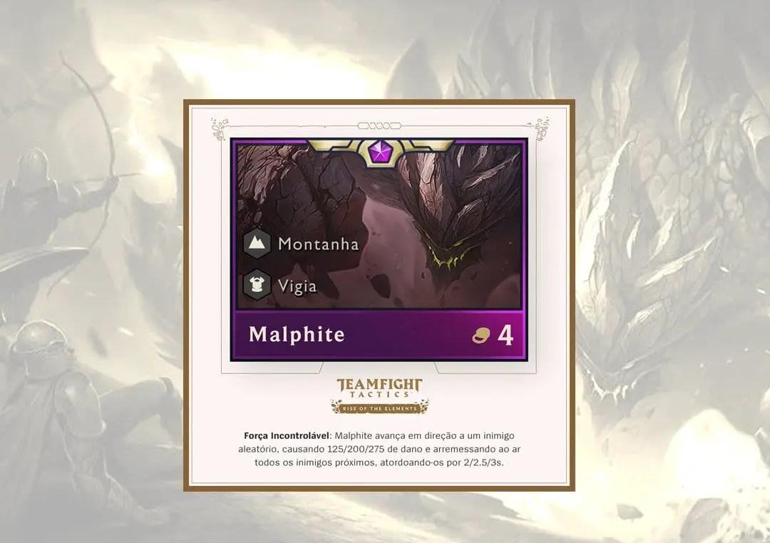 malphite tft