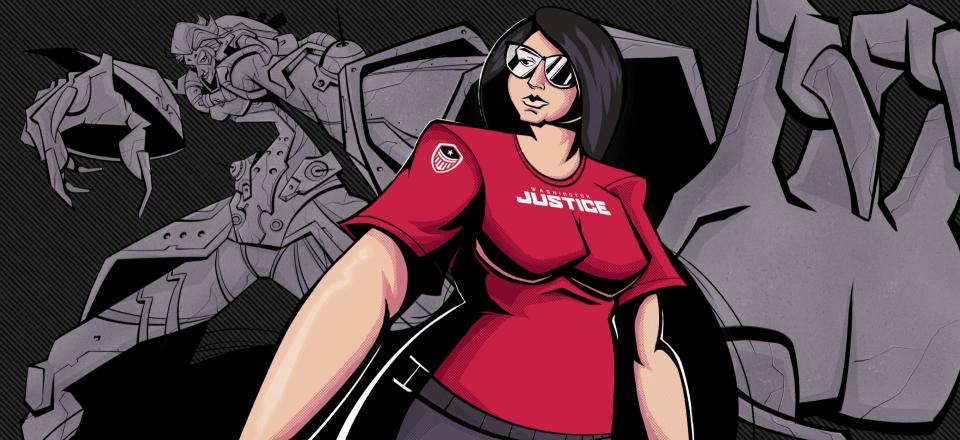 washington justice lead designer