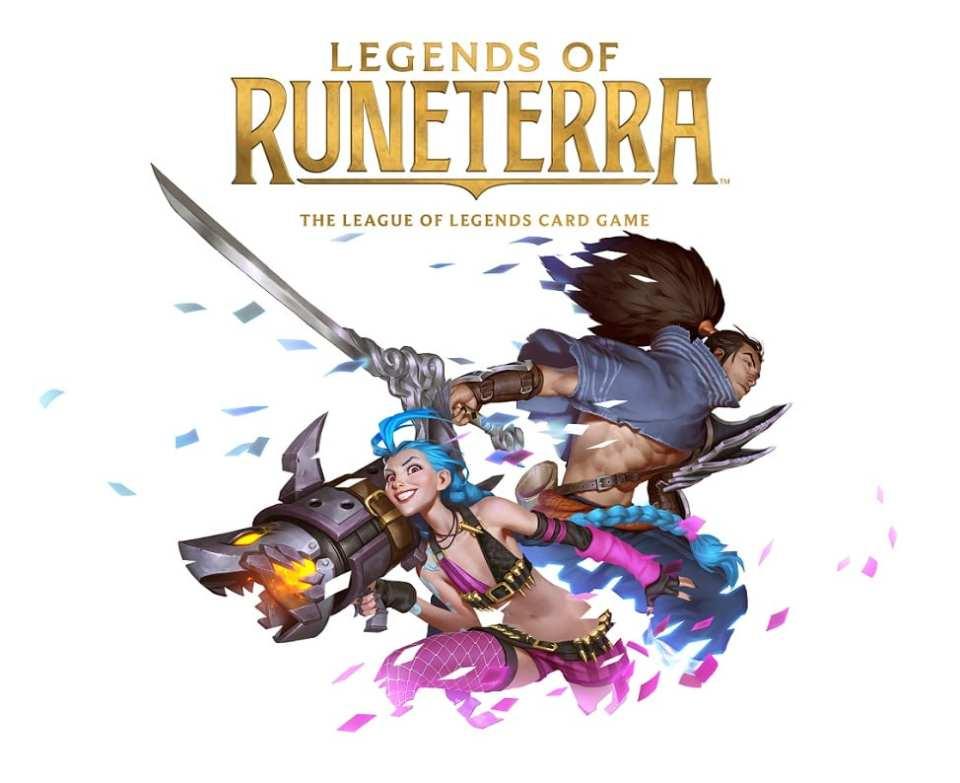 Legends of Runeterra Regions