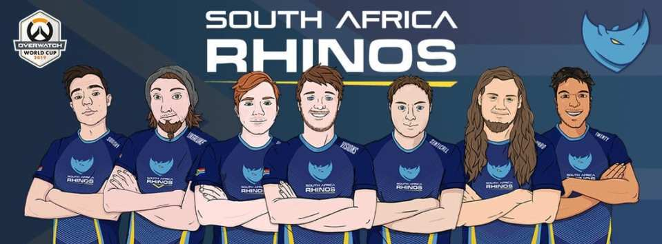 OWWC Team South Africa