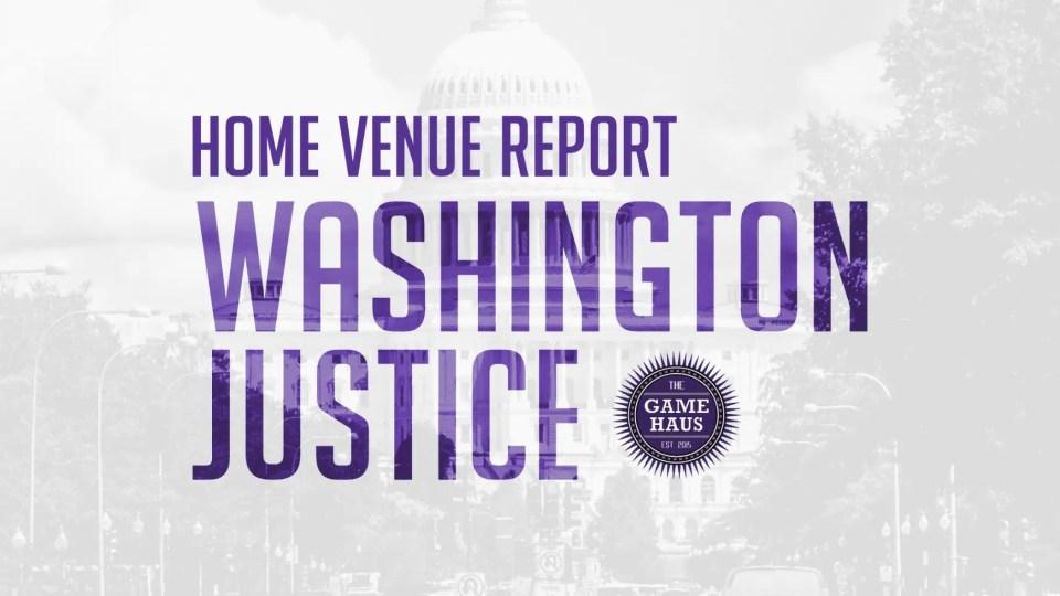 Washington Justice Homestand