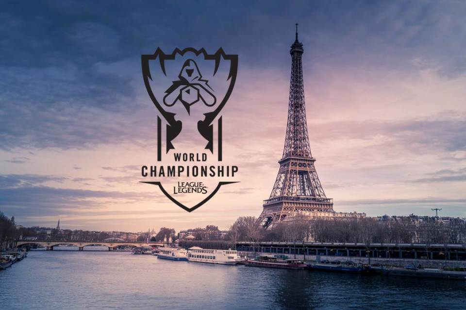 G2 Will Face FPX in the Worlds Finals