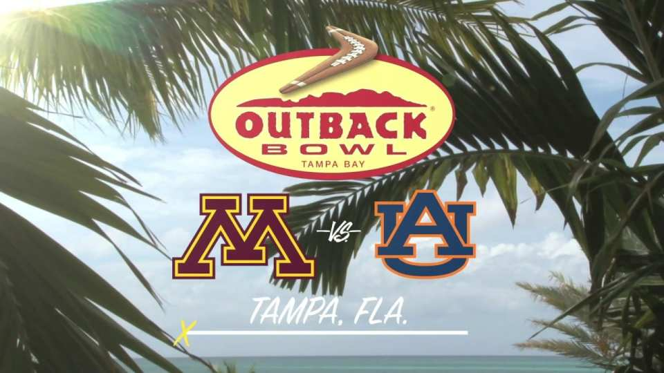 2019 Outback Bowl Preview