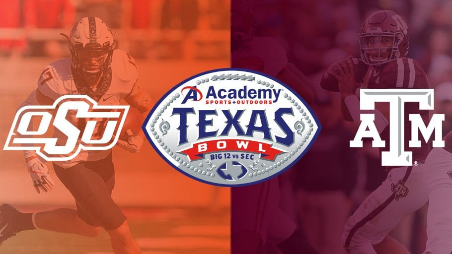2019 Academy Sports Outdoors Texas Bowl