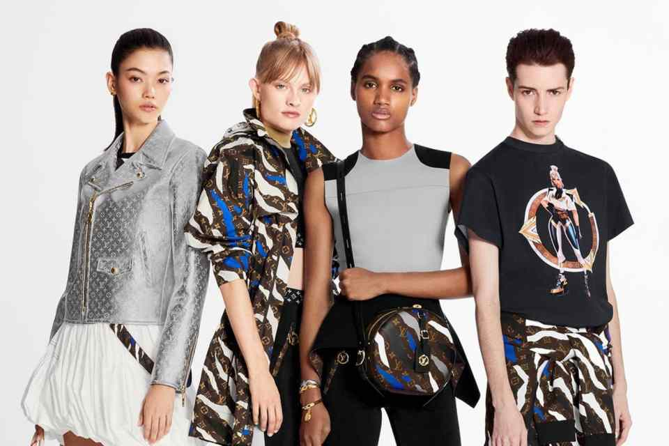 Louis Vuitton League of Legends Clothing Line