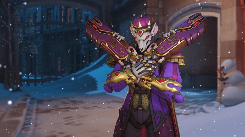new reaper skin