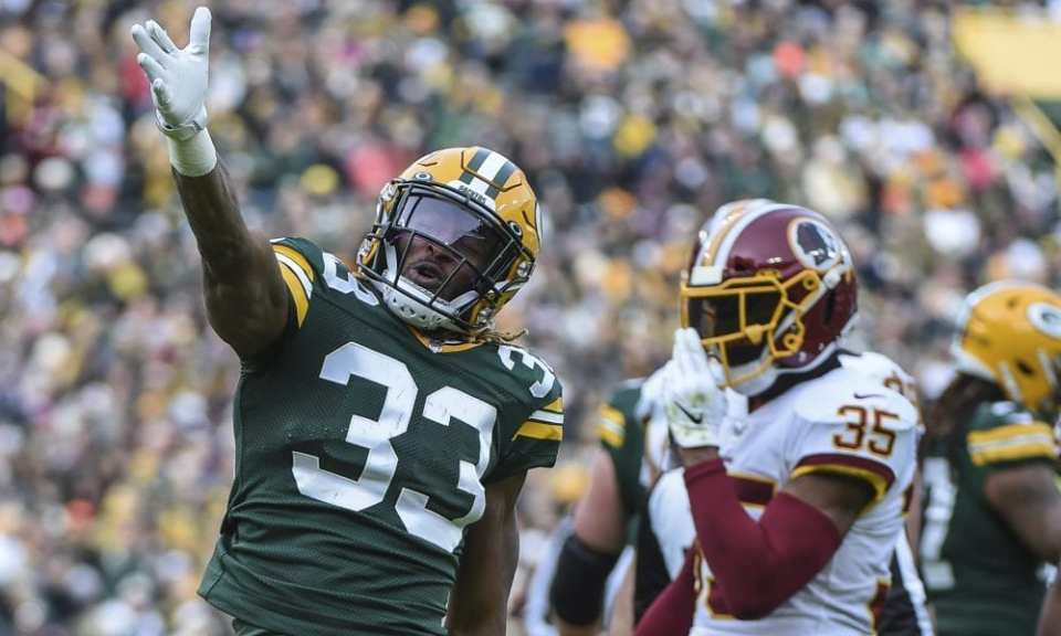 Redskins lose to Packers, eliminating them from playoff contention.