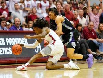 Big 12, SEC Split Challenge 5-5