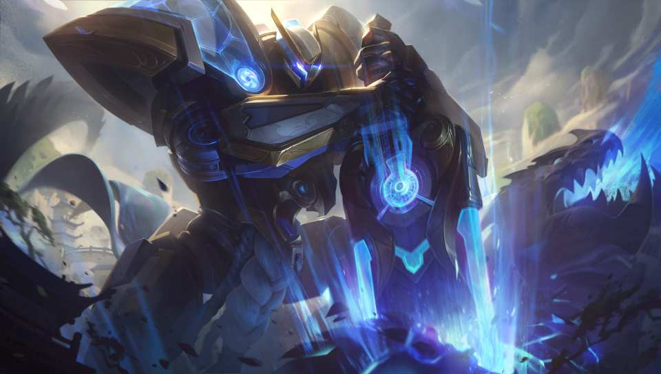 Mecha Kingdom Garen