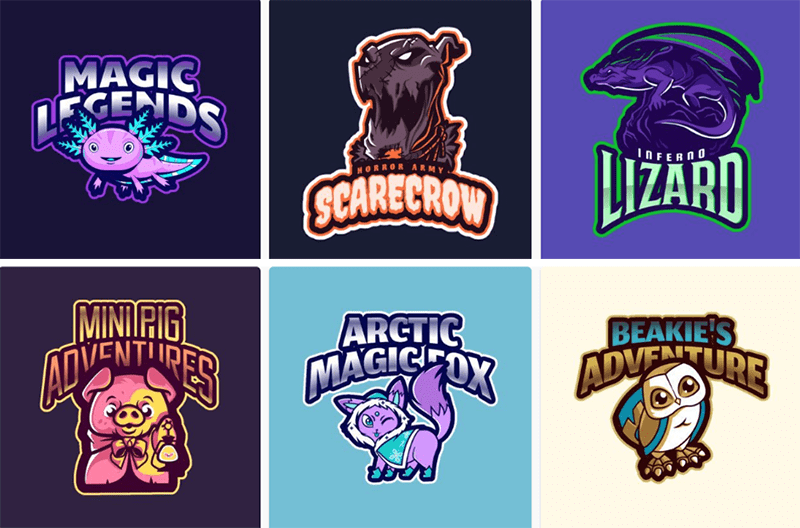 Top 10 Different Logo Styles For Hardcore Gamers