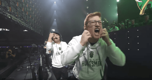 Scump and Formal Smack Talk