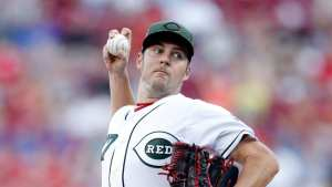 Reds Potential Pitching