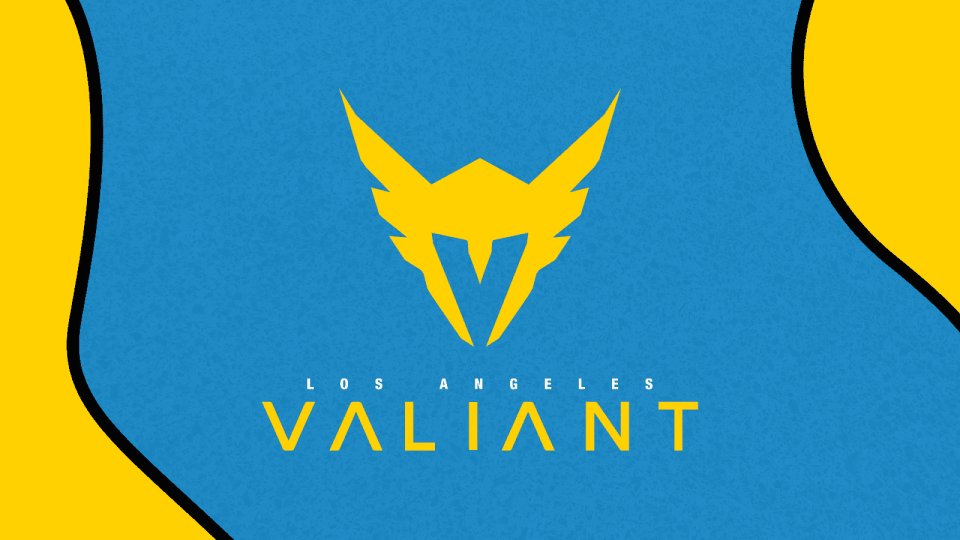 The Los Angeles Valiant Adopt A New Yellow And Blue Colorway For 2020 Owl Season