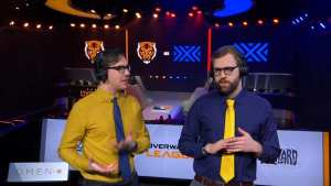 The casters for the OWL 2020 season