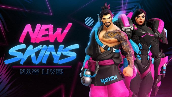 New Florida Mayhem, San Francisco Shock, and L.A Valiant Skins Available for Purchase