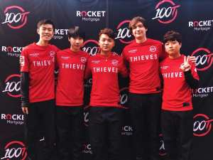 100 Thieves Recap