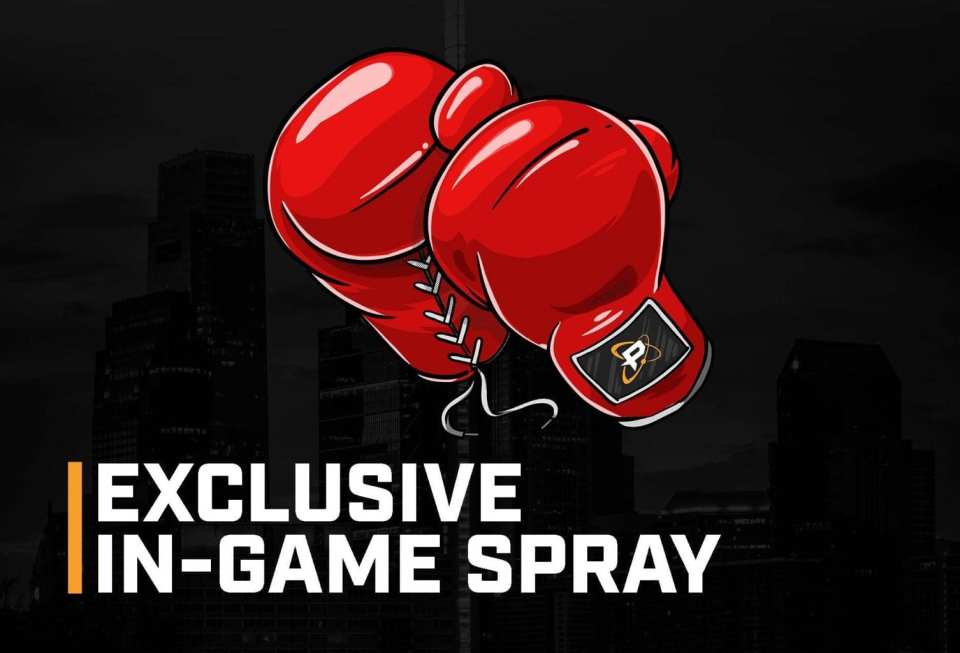 The Philadelphia Fusion Announce Exclusive In-Game Spray