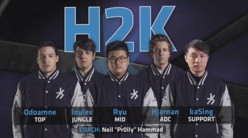H2K Spring 2015