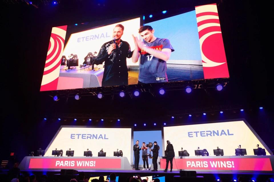 Paris Eternal Benbest