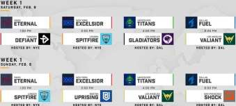 How To Watch The Overwatch League