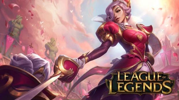 League of Legends Valentine's Collection