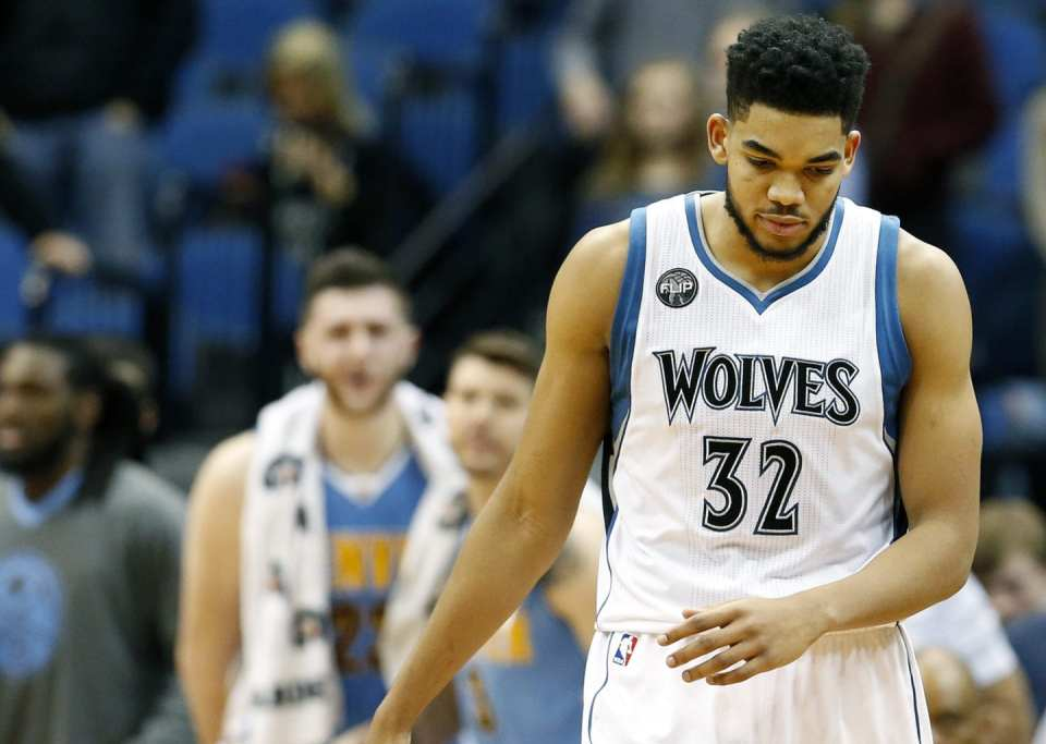 Disappointing NBA Stars