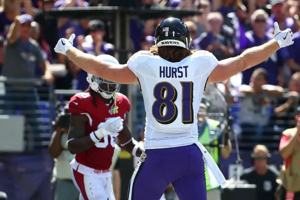Hayden Hurst Trade