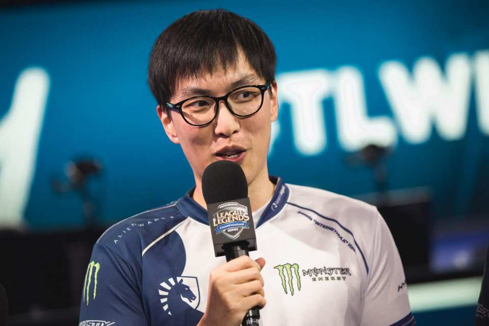 Team Liquid's Doublelift Gets Benched