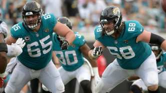 Brandon Linder and Andrew Norwell