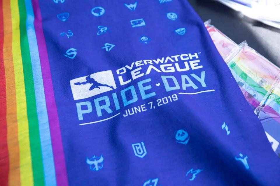 overwatch league pride weekend