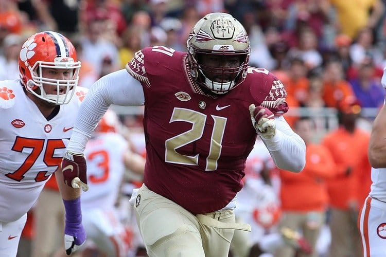 Best Undrafted Free Agents From the 2021 NFL Draft