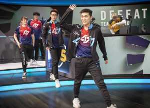 Counter Logic Gaming got its start in League of Legends (Image from LoL Esports Flickr).