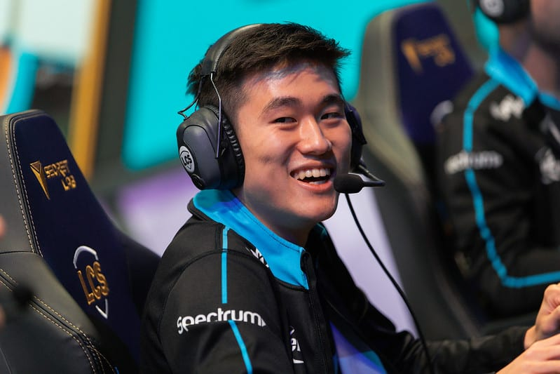 Image from LoL Esports Flickr.