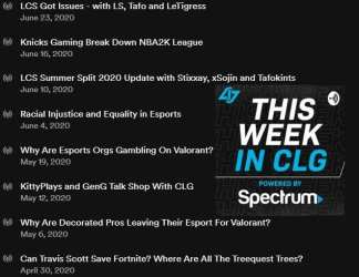 This Week in CLG powered by Spectrum