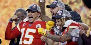 Predicting the Next Sports Dynasties