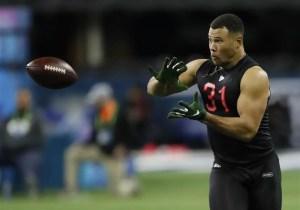 Steelers third round draft pick