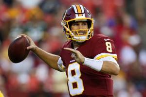 Kirk Cousins - Better Than He Gets Credit For