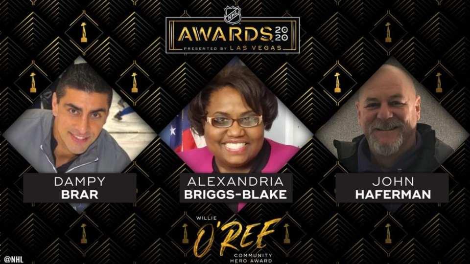 A Closer Look at the Willie O'Ree Community Hero Award ...