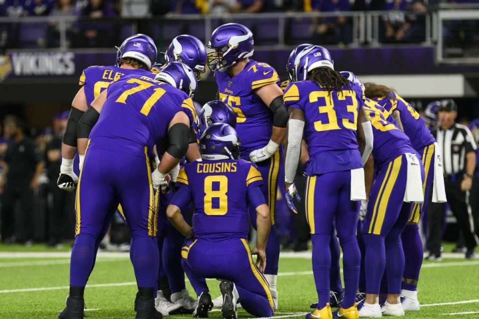 Minnesota Vikings Season Preview