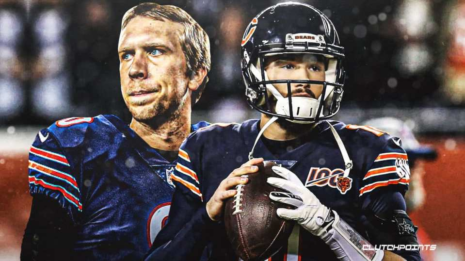 Chicago Bears Season Preview, Foles or Trubisky?