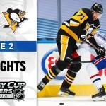 Pittsburgh Penguins vs. Montreal Canadiens game recap.