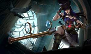 Caitlyn patch 10.17