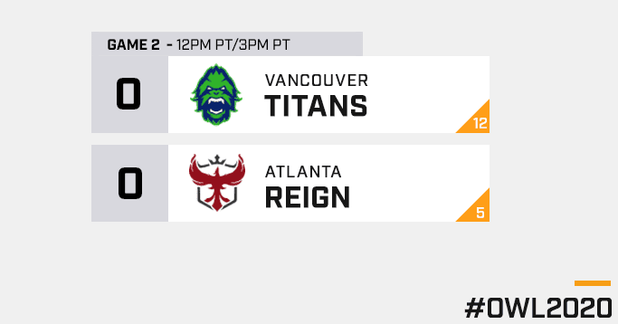 Vancouver Titans Countdown Cup