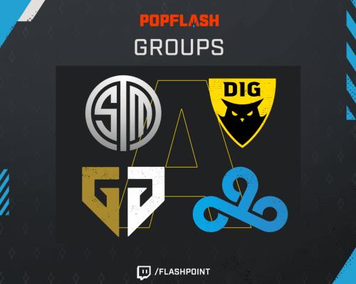 Pop Flash Groups