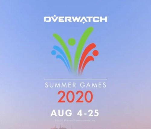 Overwatch 2020 Summer Games