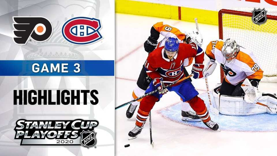 Philadelphia Flyers vs. Montreal Canadiens game recap