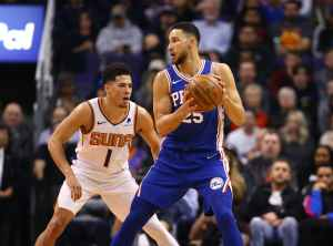 Ben Simmons Devin Booker