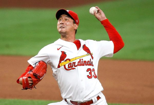 Kim Great in Return as St. Louis Holds Onto Playoff Hopes