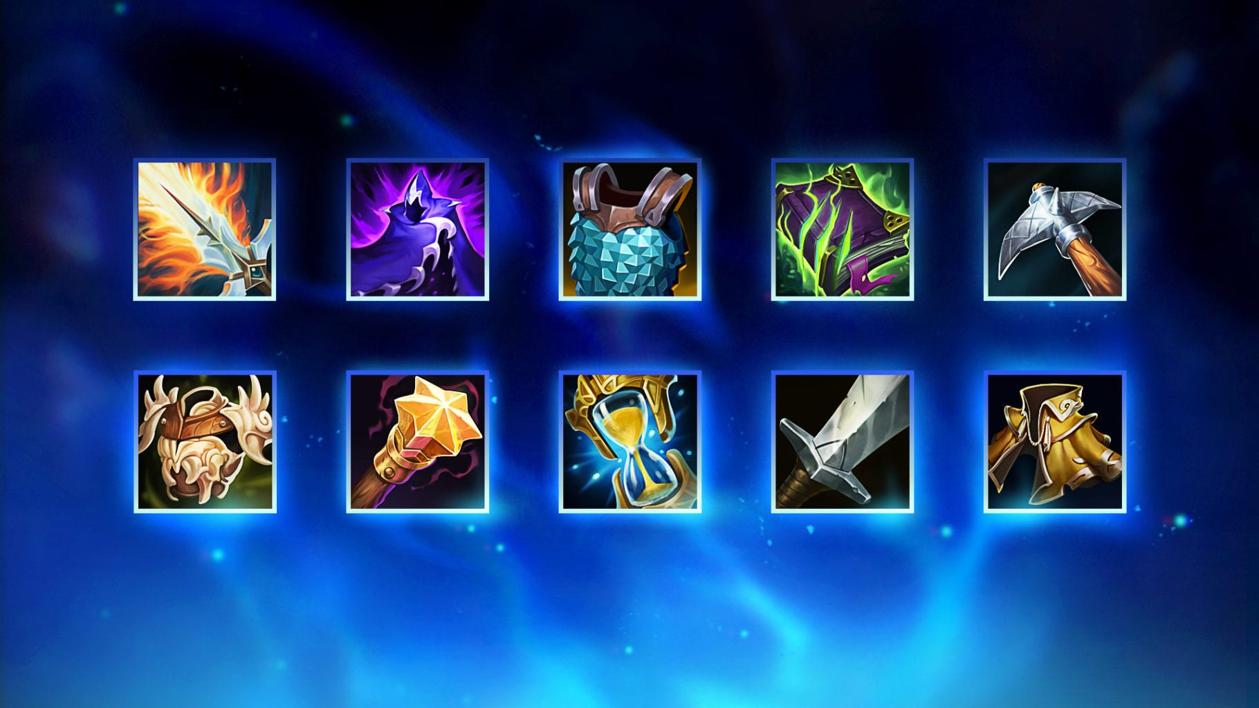 A Look At All Of The New Mythic Items Coming To League Of Legends