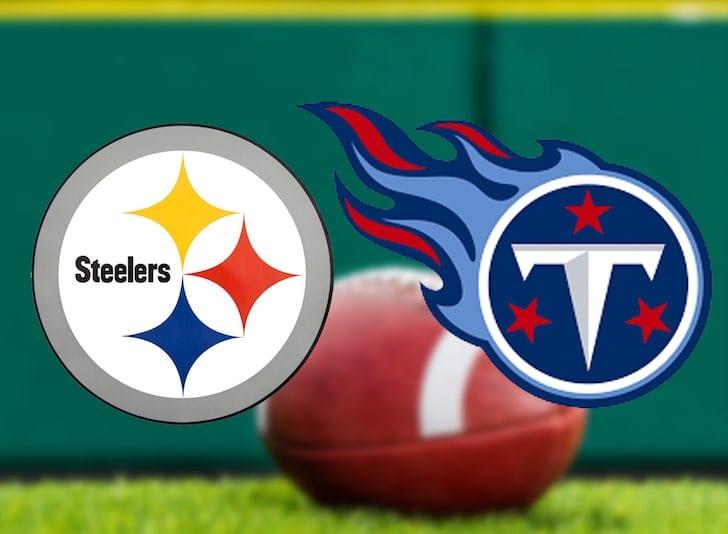Steelers adjustments Titans